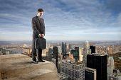 suicídio do empresário