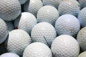 Bunch Of Golf Balls