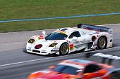 SEPANG, MALAYSIA - JUNE 21: The 365 Thunder Asia MT900M car (365) in action during the Super GT Inte