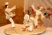 Corn Shell Dolls Folkdance