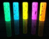 Isotope Rainbow
