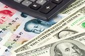 Forex - Us And Chinese Currency Pair With Calculator