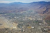 Palm Springs Downtown And Airport