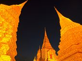 Wat Pho At Night