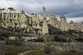 Love Valley, Goreme. Cappadocia, Turkey.