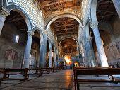 Baslica Di San Salvatore Al Monte, Florence, Italy