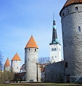 Towers Square, Tallinn, Estonia
