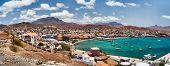 Mindelo, Cape Verde, Cityscape