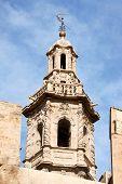 Santa Catalina Church In Valencia