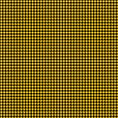 Black & Yellow Checker Plaid Paper