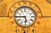 picture of british bombay  - Clock closeup - JPG
