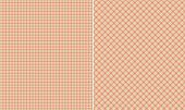 Watermelon Plaid Paper Set