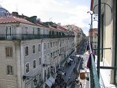 View From Praca Da Figuera Hotel, Lisbon