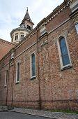 Church of Corpus Domini. Piacenza. Emilia-Romagna. Italy.