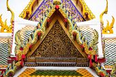 Wat Phra Kaew, Temple of the Emerald Buddha Wat Phra Kaew is one of Bangkoks most famous tourist si poster