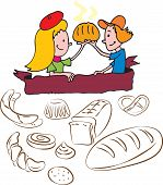Bakery Children