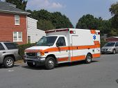 Blank Ambulance