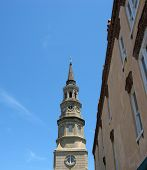 Bell Tower in Charleston