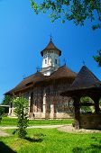 stock photo of suceava  - UNESCO heritage  - JPG