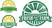 Fresh from the Farm Produce Stamp