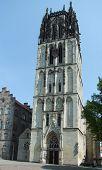 Ueberwasserkirche em Muenster