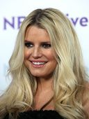 LOS ANGELES - JAN 06:  JESSICA SIMPSON arriving to TCA Winter Press Tour 2012: NBC Party  on January 06, 2012 in Pasadena, CA