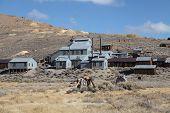 Bodie Ghost Town, High Sierra, USA
