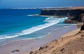 West Coast Of Fuerteventura