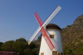Swiss Sheep Farm Windmill3