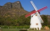 Swiss Sheep Farm Windmill8