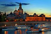 Dresden Sunset