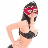 Female Erotica Masked