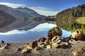 Thirlmere, the Lake District