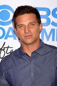 LOS ANGELES - OCT 8:  Steve Burton at the CBS Daytime After Dark Event at Comedy Store on October 8,