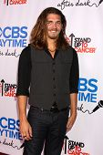 LOS ANGELES - OCT 8:  Malcolm Freberg at the CBS Daytime After Dark Event at Comedy Store on October