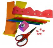 Scrapbooking Paper And Tools
