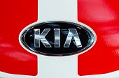 Kia Motors Sign