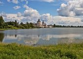 Ancient Cyril-belozersky Monastery, Northern Russia