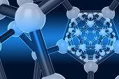 Molecular spheres