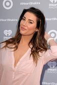 LOS ANGELES - MAR 24:  Jacqueline MacInnes Wood at the Album Release Party For Shakira's Exclusive D
