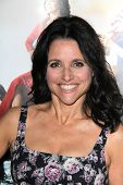 LOS ANGELES - MAR 24:  Julia Louis-Dreyfus at the