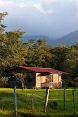 picture of hacienda  - Sleeping cabin on a hacienda in costa rica - JPG