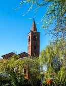 Church Of Sant Albino, Mortara (italy)