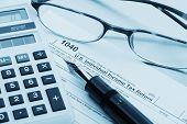 Tax preparation 1040