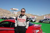 LOS ANGELES - MAR 15:  Eric Braeden at the Toyota Grand Prix of Long Beach Pro-Celebrity Race Traini