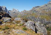 fabulous scenery in New Zealand