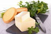 butter block