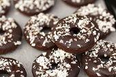 Vegan Gluten-free Doughnuts
