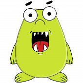 Hungry Green Monster