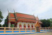 temple Wat Nang Chi